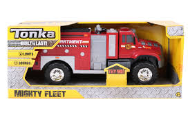 Tonka Mighty Fleet - Goliath Games :Goliath Games Tonka Mighty Motorized Fire Engine Vehicle Toys For Kids Set To Yellow Tough Cab Engine Pumper Truck Titans Youtube Funrise Classics Steel Buy Online At The Nile Fleet Goliath Games Uk Rubbish Site Toy Trucks For Kids Cherry Picker Online Universe Toughest Minis Ape Nz Zulily Amazoncom With Lights And Hyper Garbage