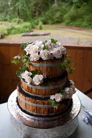 Incredible Country Wedding Cakes Ideas About