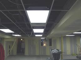False Ceiling Tiles Menards by Drop Ceiling Lighting Collection Ceiling