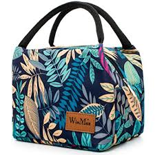 Fashionable Lunch Box For Women Insulated Cute Bag Girls