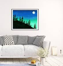 Galaxy Painting, Moon Painting, Starry Night, Night Sky Print, Moon Poster,  Nursery Wall Art, Galaxy Print, Space Print, Northern Lights Airbnb Coupon Code 2019 Up To 55 Discount Download Mega Collection Of Cool Iphone Wallpapers Night The Sky Home Facebook Thenightskyio On Pinterest Watercolor Winter Christmas Cards For Beginners Maremis Small Art Earth Mt John Observatory Tour Klook Deal Additional 10 Off Water Lantern Festival Certifikid Cigar Codes Dojo Manumo Landscape Otography Landsceotography Discounts Fords Theatre Acacia Hotel Manila