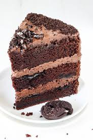 Triple Layer Chocolate Oreo Cake Baker by Nature