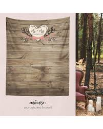 Rustic Wedding Backdrop Decor Decorations Engagement Party