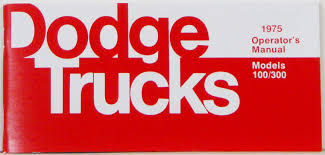 Dodge Truck Owners Manuals Nos Dodge Truck 51978 Mopar Lil Red Express Faceplate Bezel 1975 Dodge Pickup Wiring Diagram Improve Junkyard Find D100 The Truth About Cars Ram Charger Gateway Classic 501dfw Power Wagon 4x4 Dnt 950 Big Horn Other Truck Makes Bigmatruckscom Elegant Chevy Diagrams 1972 Images Free Mohameascom 1989 W150 Rumble Bee And My W100 Ramcharger Dodge Truck For Sale Bighorn Pinterest Trucks Trucks 1952 Electrical Schematics