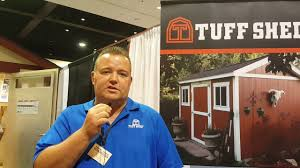 Home Depot Tuff Shed Tr 700 by Tuff Shed At Fort Myers Home Show 2017 Youtube