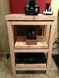 34 best diy audio rack images on Pinterest