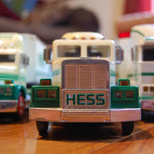 Why A Half-century-old Toy Remains A Popular Holiday Gift - The Verge 2017 Hess Dump Truck And Loader Ebay Toy Trucks Through The Years Newsday Classic Toys Hagerty Articles 1968 Hess Truck Wbox Perth Amboy Nj Headlights Work 1 Owner Toy Amazoncom 2001 Mini Race Car Transport 4th Issue By 2016 Dragster Walmartcom 2010 Jet Plane The Model Garage Youtube 2008 Front 1960s Intertional Rf200 Lowboy Trailer Wtractor Load 1967 Bank In Mint Cdition Original Box 2011 Race Car