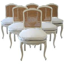 Set Of 6 French Country Louis XV Style Cane Back Dining Chairs Set Of Four Ethan Allen Cane Back Ding Chairs Ebth Chair Fniture Outlet Atlanta Fair Eastgate Row Spokane Room French Provincial Cane Back Ding Chairs Thomasville Room Ideas Eight Mid Century Modern S8 Milo Baughman New Fabric Chrome Pair Vintage French Country Arm 2 Ideas On For Sale Au Uk Pwick Antiques English And Montgomery Alabama Fishmag