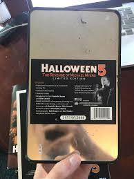Who Plays Michael Myers In Halloween 5 by Halloween 5 Score And Observation Michael Myers Net