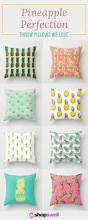 Stein Mart Chair Cushions by Home Decor Trend 18 Pineapple Print Throw Pillows We Love Shopswell