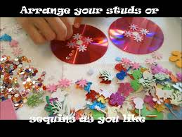 Kids Crafts Sparkling Decoration For Your Room