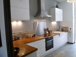 mur de cuisine cuisine moderne pays idees de decoration