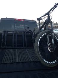 New Truck- Best Method To Carry Bike- Mtbr.com Truck Beds Yakima Bike Rack For Review Of The Swagman Pick Up Bed Racks On A 2014 Ford F Lock American Bathtub Refinishers Locking Homemade Bicycle Just Really Cool Stuff Pinterest Bcca Apex 4 Discount Ramps Thule Rider 13 Steps With Pictures Buy Rage Powersports Mcbedrackextv2 Pickup Motorcycle Cheap Find Deals On Review Inno Truck Bed Bike Racks 2016 Ram 1500 Inrt201 Etrailer