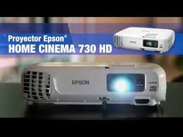 Proyector PowerLite Home Cinema 730HD 720p 3LCD