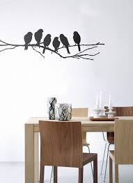 Best 25 Bird Wall Decals Ideas On Pinterest Art Tree Design