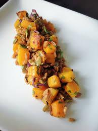 Desserts With Pumpkin Seeds by Farro Butternut Squash Salad U2014 Plants Rule