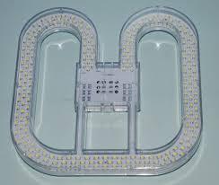 2d led 15 watts sensor l 4 pin gr10q 1300 lumens 4500k