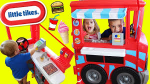 LITTLE TIKES FOOD Truck Play Kitchen Ice Cream Cart Pretend Play ... Little Tikes Cozy Coupe Truck Amazoncouk Toys Fun In The Sun Finale Review Giveaway Amazoncom Handle Haulers Deluxe Farm Little Tikes Food Play Kitchen Ice Cream Cart Pretend Rc Wheelz First Racers Radio Controlled Free Big Car Carrier Spray Rescue Fire At Dirt Diggers 2in1 Dump Food Product Demo Youtube Princess Replacement Grill Decal Pickup Fix Repair