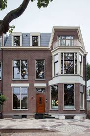 100 Townhouse Facades Paul De Ruiter Chris Collaris Architects Tim Van De Velde