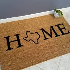 Personalized Doormat Door Mats Wel e Mat Custom Doormat