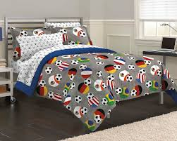 USA & World Soccer Bedding Twin Full Comforter Set Bed In A Bag Gray ... Bedding Bunk Beds Perth Kids Double Sheet Sets Pottery Barn Bed Firefighter Wall Decor Fire Truck Decals Toddler Bedroom Canvas Amazoncom Mackenna Paisley Duvet Cover Kingcali King Quilt Fullqueen Two Outlet Atrisl Houseography Firetruck Flannel Set Ideas Pinterest Design Of Crib Town Indian Fniture Simple Trucks Nursery Bring Your Into Surfers Paradise With Surf Barn Kids Firetruck Flannel Pajamas Size 6 William New
