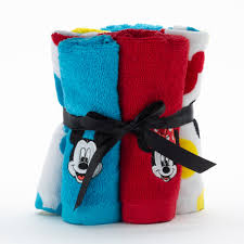 Mickey Mouse Bath Set Hooded Towels by Bath Towels On Sale At Kohls Towel