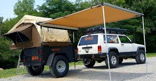 HEO T3 Off Road Travel Trailer