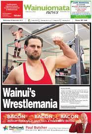 Wainuiomata News 30 09 15 By Local Newspapers
