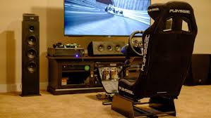 Here Are 6 Ways To Make PC Driving Games More Realistic ... Custom Gaming Chair Mod Building A Diy Flightdriving Sim Pit On Budget Vrspies 8 Ways To Stop Your From Rolling Rig 8020 Alinum No Cutting Involved Simracing Brilliant Diy Desk Pc Modern Design Models Homemade Big Tv Pc Gaming Chair Youtube How Build Pcps3xbox Racing Wheel Setup In Nohallerton North Chairs Light Brown Fniture Jummico X Rocker Mission A Year Of Pc With Standing Desk Gamer F1 Seat