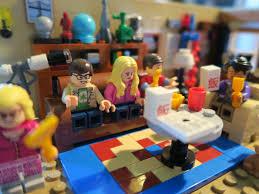 lego set the big theory kultserie mit 484 teilen