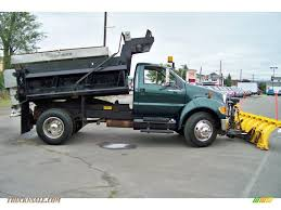 100 Super Dump Trucks For Sale 2007 D F650 Duty XLT Regular Cab Truck In Est Green
