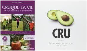 cuisiner cru 70 recettes food mes recommandations de livres de cuisine crue en français et anglais