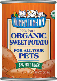 organic cat food nummy tum tum organic sweet potato canned cat food