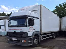 18 Tonne Truck Rental - Heathrow Rent A Truck