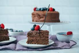 schoko torte glutenfrei ölfrei