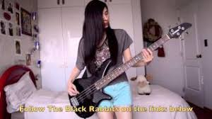 Smashing Pumpkins Luna Bass Tab by Nirvana About A Bass Cover Youtube
