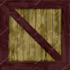 Wood Crate Generated Hires Texture Stock Photo 119361922