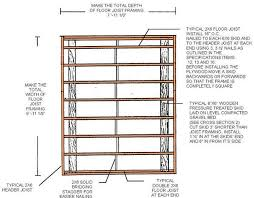 8 10 lean to shed plans u0026 blueprints for a durable slant roof shed