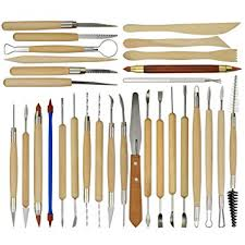 amazon com modeling tool kit for artists 30 piece set double