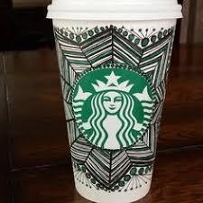 326 Best Starbucks Cup Art Images On Pinterest