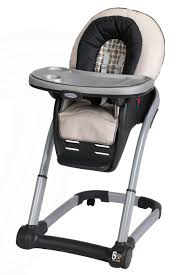 Graco Blossom 6-in-1 Convertible High Chair, Vance