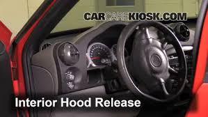 How to Add Coolant Pontiac Aztek 2001 2005 2001 Pontiac Aztek