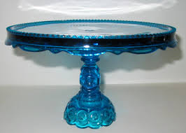 Fenton Blue Fairy Lamp by Vintage L E Smith Glass Moon Stars Carnival Pink Opal Fairy