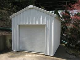 10x20 Metal Storage Shed by Small Steel Storage Buildings Metal Sheds Building Kits Small