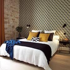 photo d une chambre chambre deco deco materiaux naturels chagne