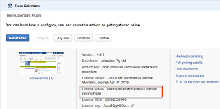 Jira Service Desk Upgrade Pricing by Incompatible With Product License U0027 Message In Universal Plugin
