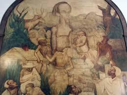 Harlem Hospital Glass Mural by American Art Visual Art Of The Harlem Renaissance Hrvisualart