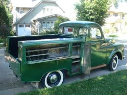 Utility Man: 1953 Dodge B4-B Pickup