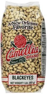 Camellia Blackeye Peas 1 Pound