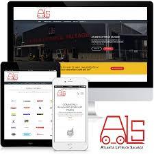 100 Atlanta Lift Truck Salvage Ruck ENDURTECH Website Design Company Naples